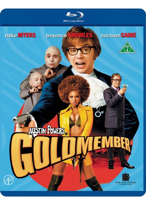 Image of   Austin Powers In Goldmember - Blu-Ray