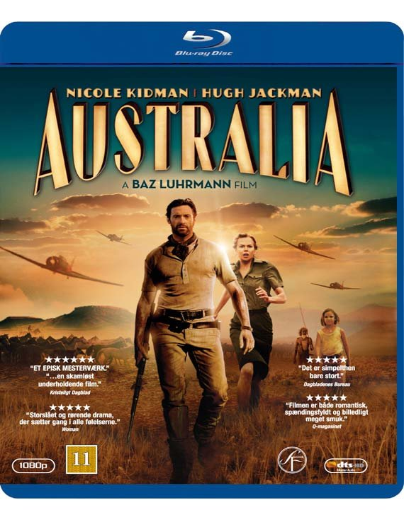Image of   Australia - Blu-Ray