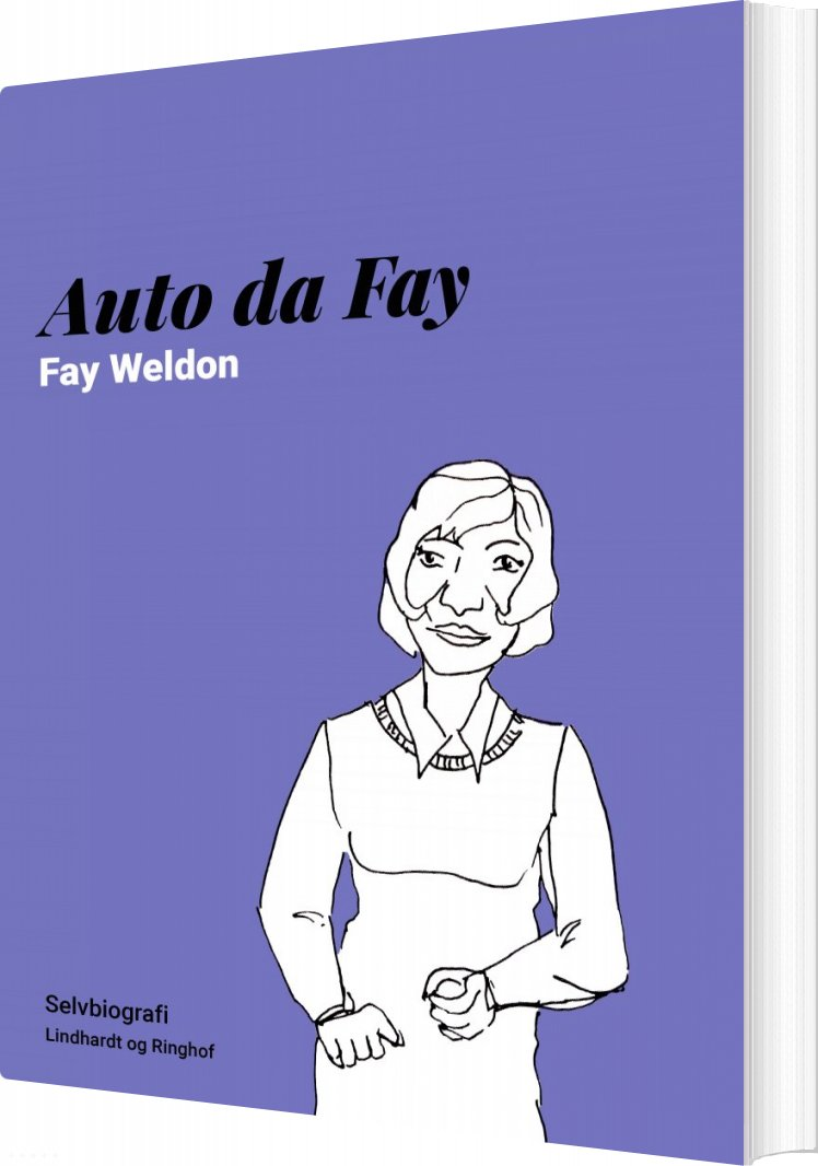 Billede af Auto Da Fay - Fay Weldon - Bog