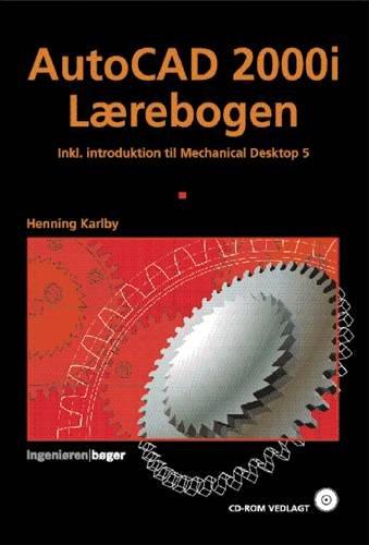 Billede af Autocad 2000i Lærebogen - Henning Karlby - Bog