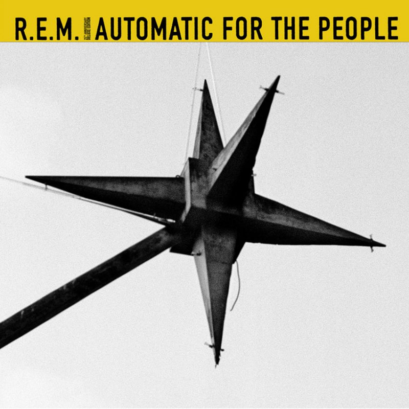R.e.m - Automatic For The People - 25th Anniversary Edition - CD