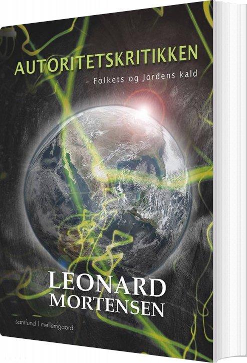Image of   Autoritetskritikken - Leonard Mortensen - Bog