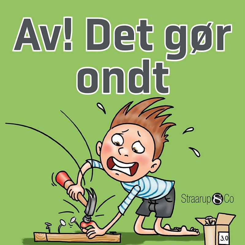 Image of   Av! Det Gør Ondt - Marianne Randel Søndergaard - Bog