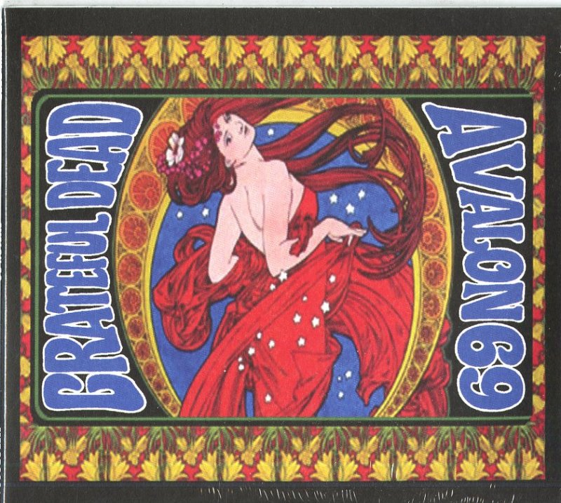 Image of   Grateful Dead - Avalon Ballroom April 1969 - CD