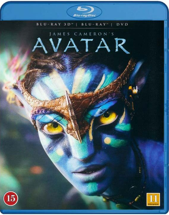 Image of   Avatar (3d Blu-ray + Blu-ray + Dvd) -