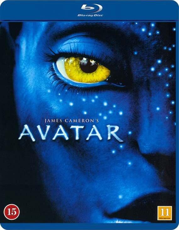 Image of   Avatar - Blu-Ray