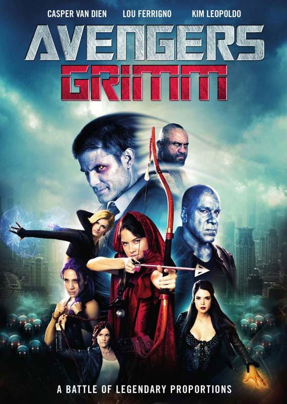 Image of   Avengers Grimm - DVD - Film