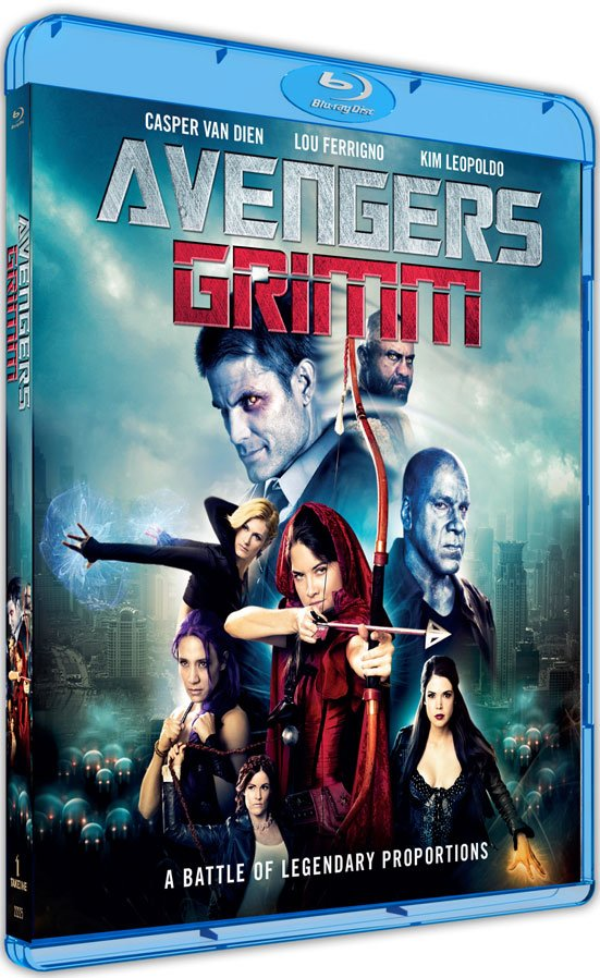 Image of   Avengers Grimm - Blu-Ray