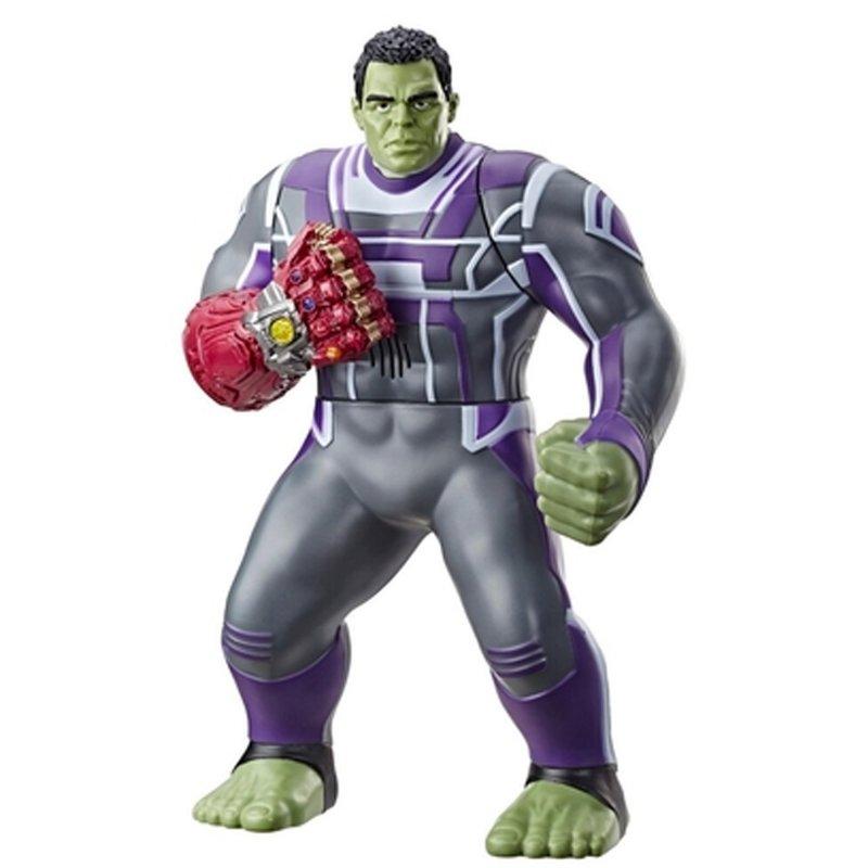 Image of Avengers Endgame - Power Punch Hulk Figur