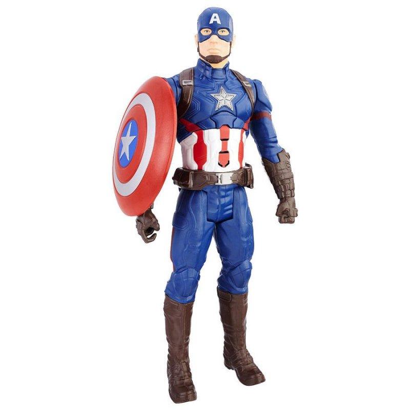 Avengers Titan Hero Captain America Figur