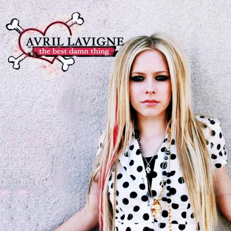 Image of   Avril Lavigne - The Best Damn Thing - CD