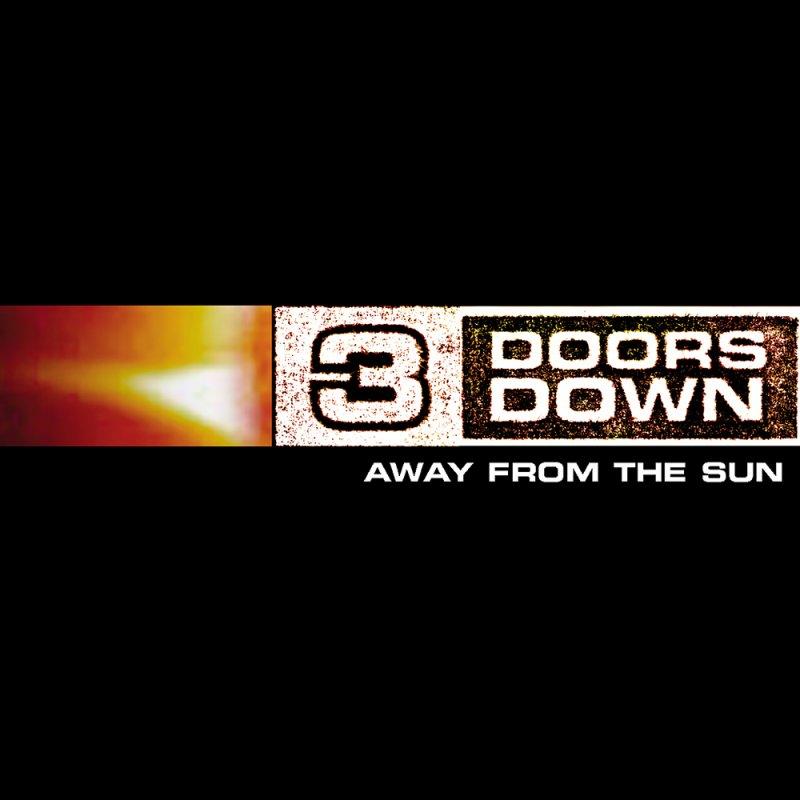 Image of   3 Doors Down - Away From The Sun - Vinyl / LP