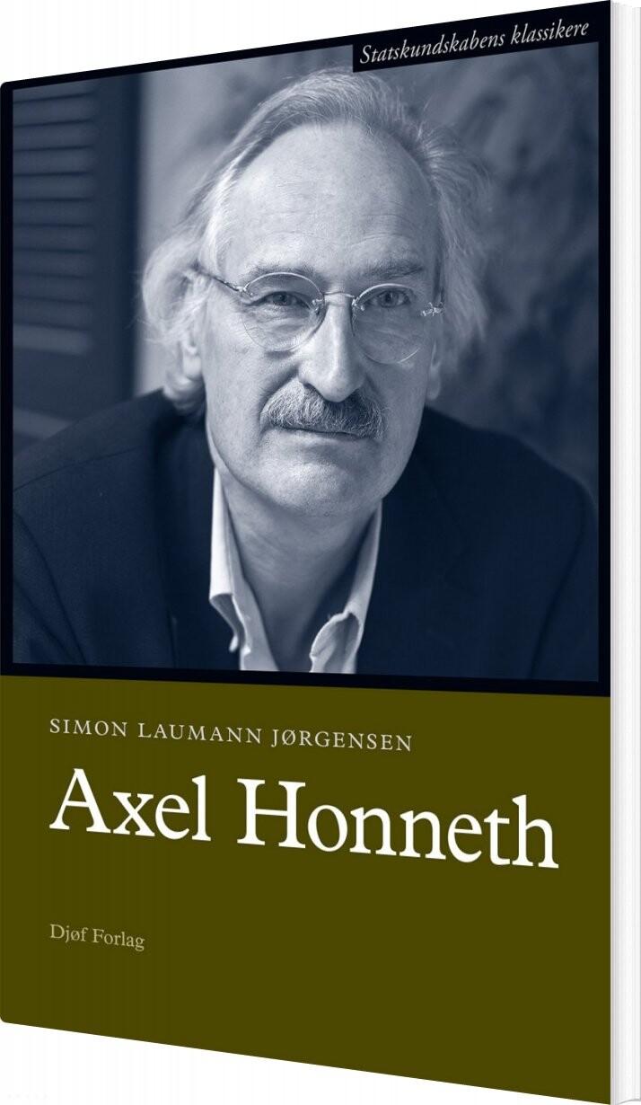 Billede af Axel Honneth - Simon Laumann Jørgensen - Bog