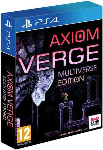 Image of   Axiom Verge: Multiverse Edition - PS4