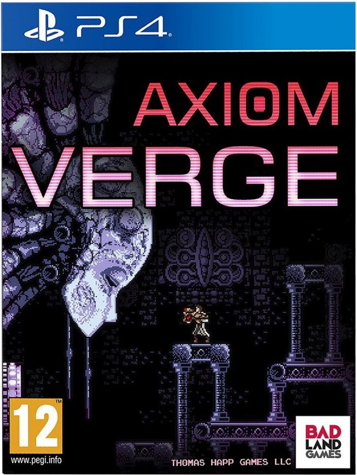 Image of   Axiom Verge - PS4