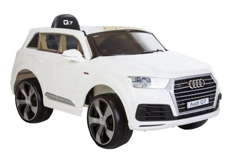 Image of   Azeno - El Bil Til Børn - Audi Q7 - Hvid