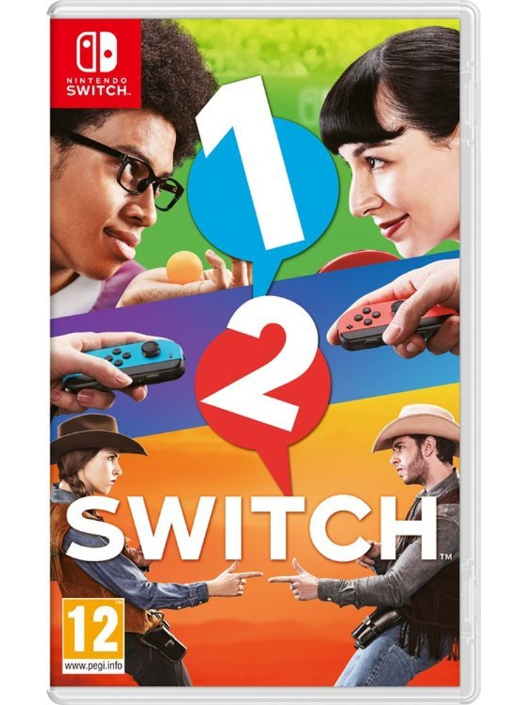 1, 2, Switch - Nintendo Switch