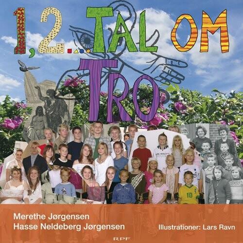 Image of   1, 2... Tal Om Tro - Hasse Neldeberg Jørgensen - Bog