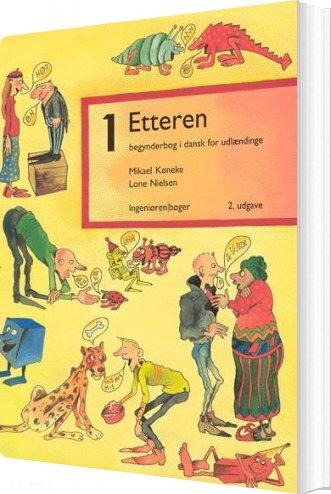 Image of   1 - Etteren - Mikael Køneke - Bog