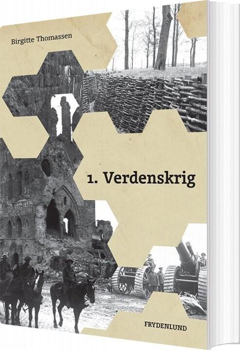 Image of   1. Verdenskrig - Birgitte Thomassen - Bog