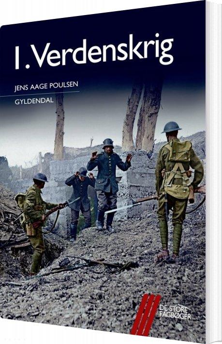 Image of   1. Verdenskrig - Jens Aage Poulsen - Bog