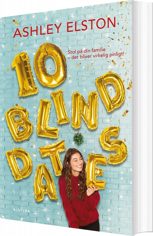 Image of   10 Blind Dates - Ashley Elston - Bog