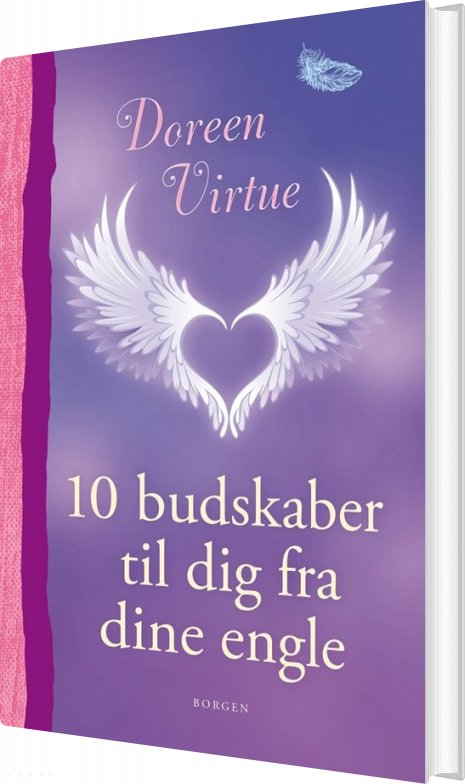 Image of   10 Budskaber Til Dig Fra Dine Engle - Doreen Virtue - Bog
