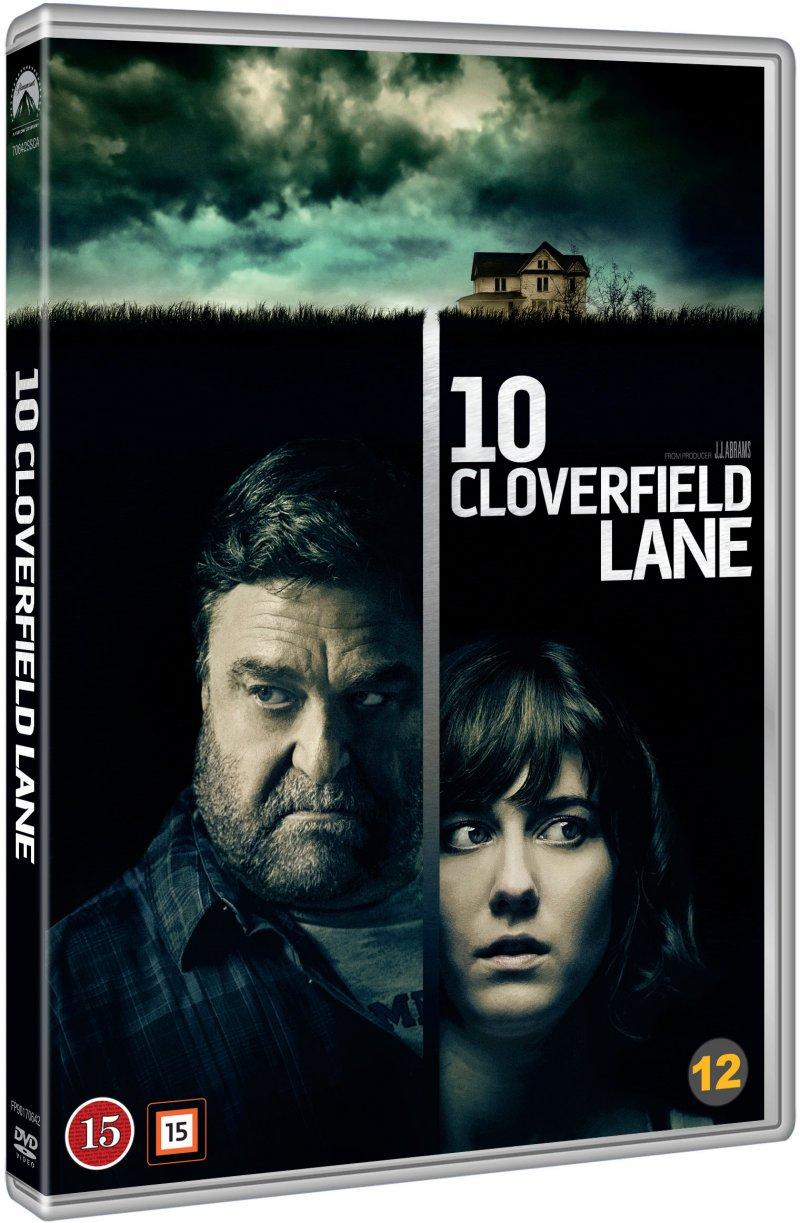 Image of   10 Cloverfield Lane - DVD - Film