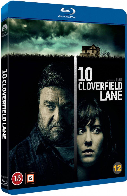 Image of   10 Cloverfield Lane - Blu-Ray