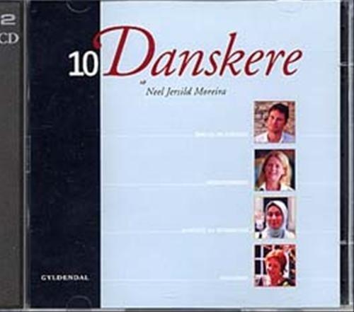 Image of   10 Danskere - Neel Jersild Moreira - Bog