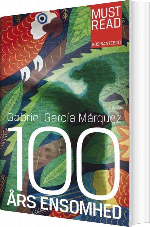 Image of   100 års Ensomhed, Mr - Gabriel García Márquez - Bog