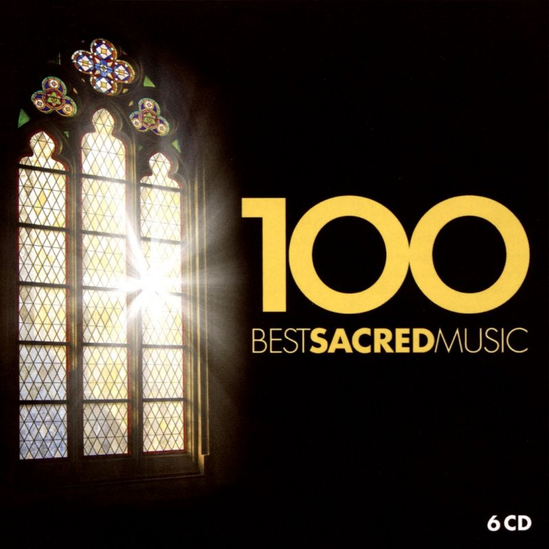 Image of   100 Best Sacred Music - CD