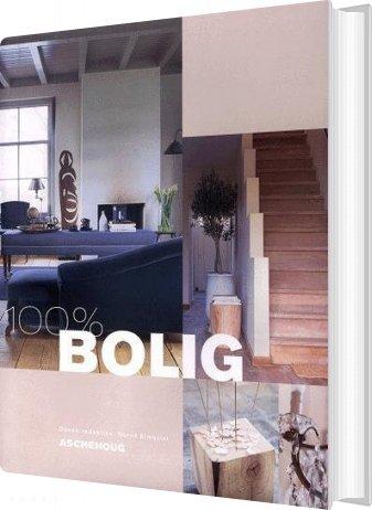 Image of   100% Bolig - Diverse - Bog
