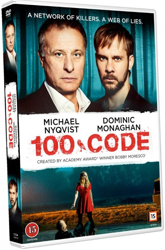 Image of   100 Code - Sæson 1 - DVD - Tv-serie