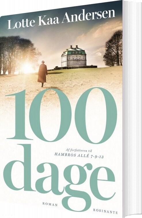 Image of   100 Dage - Lotte Kaa Andersen - Bog