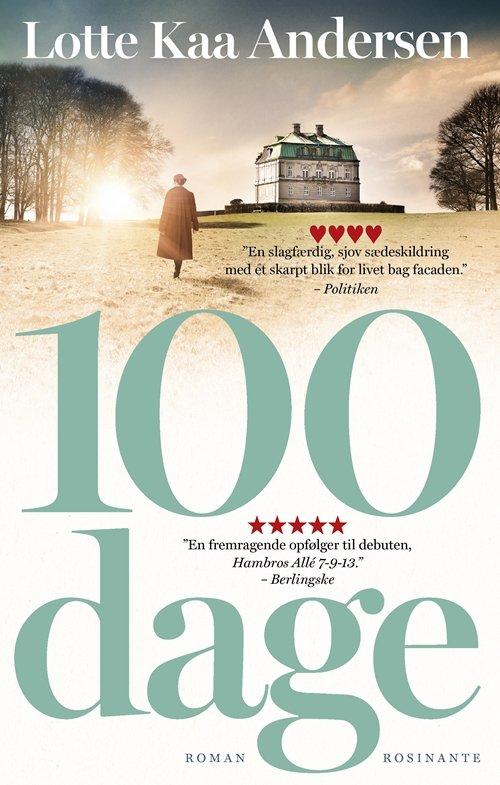 Billede af 100 Dage - Lotte Kaa Andersen - Bog