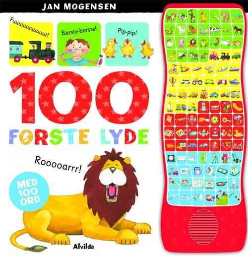 Image of 100 Første Lyde - Med 100 Ord - Jan Mogensen - Bog