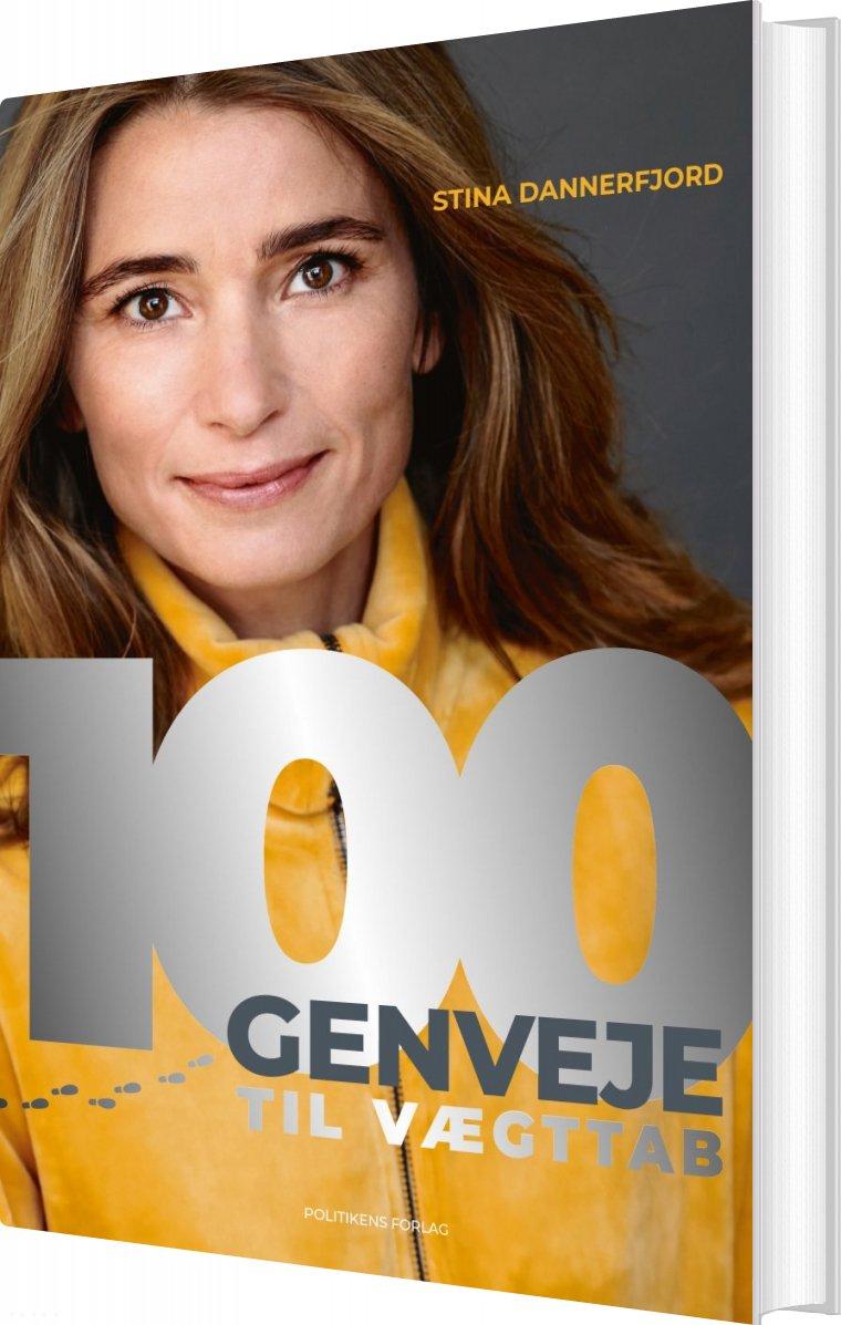 Image of   100 Genveje Til Vægttab - Stina Dannerfjord - Bog