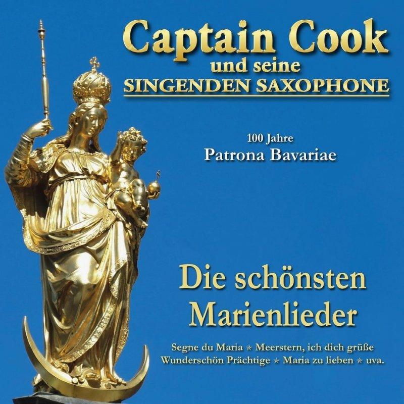 Image of   Captain Cook & Seine Singenden Saxophone - 100 Jahre Patrona Bavaria - CD