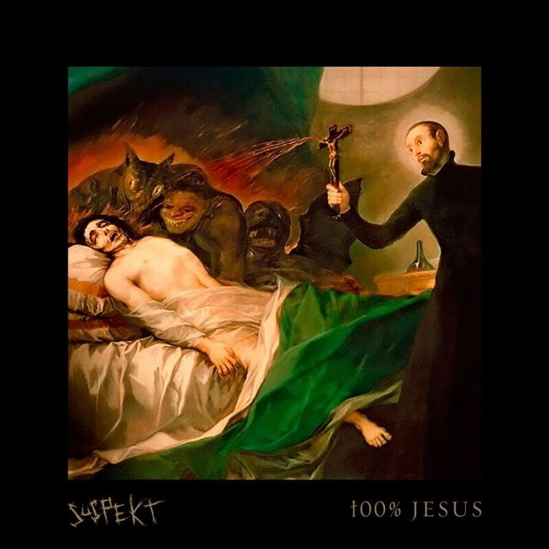 Image of   Suspekt - 100% Jesus - CD