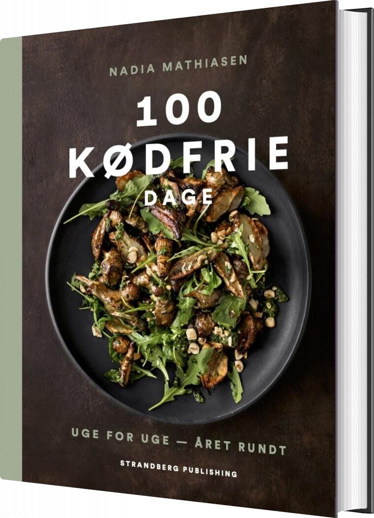 Image of   100 Kødfrie Dage - Nadia Mathiasen - Bog