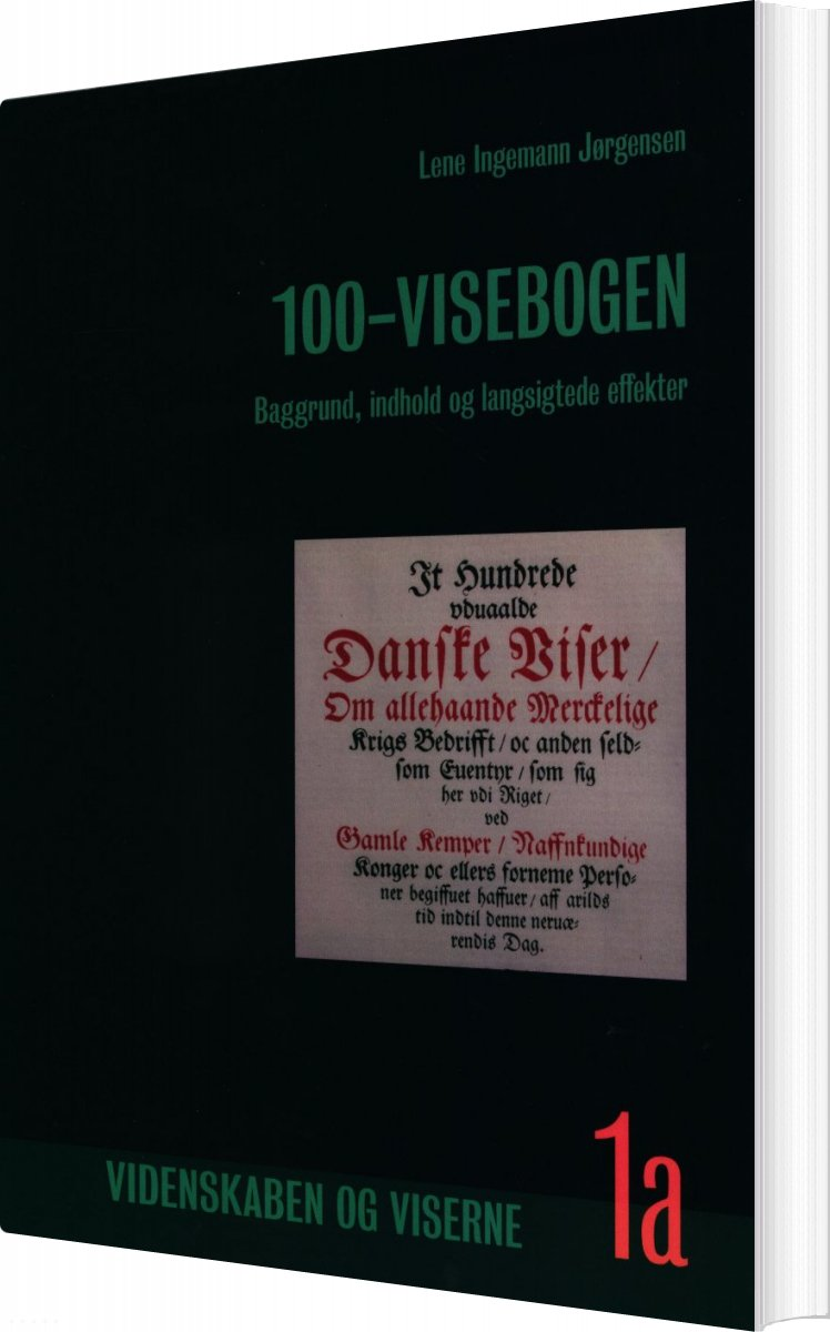 Image of   100-visebogen, Bind 1a - Lene Ingemann Jørgensen - Bog