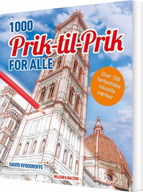 Image of   1000 Prik Til Prik For Alle - David Woodroffe - Bog