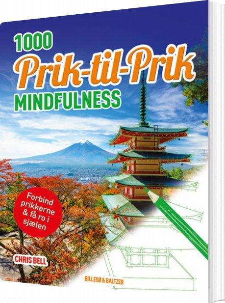 Image of   1000 Prik Til Prik - Mindfulness - Chris Bell - Bog