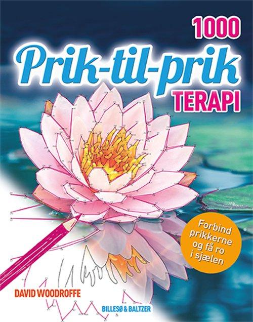 Image of   1000 Prik Til Prik - Terapi - David Woodroffe - Bog