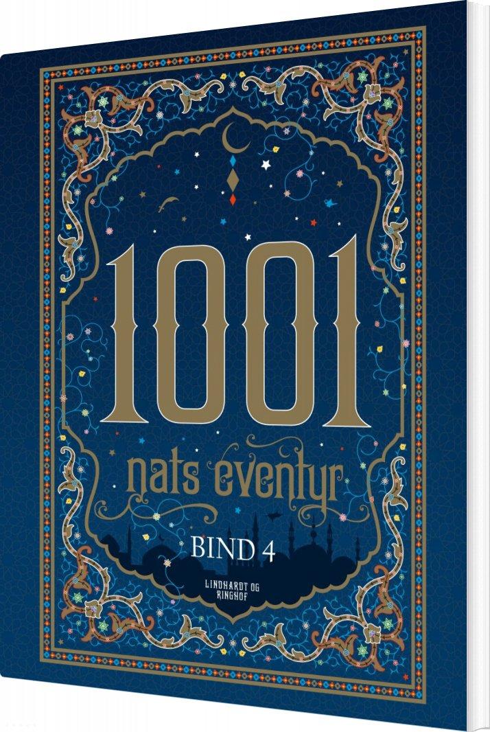 Image of   1001 Nats Eventyr Bind 4 - Diverse - Bog