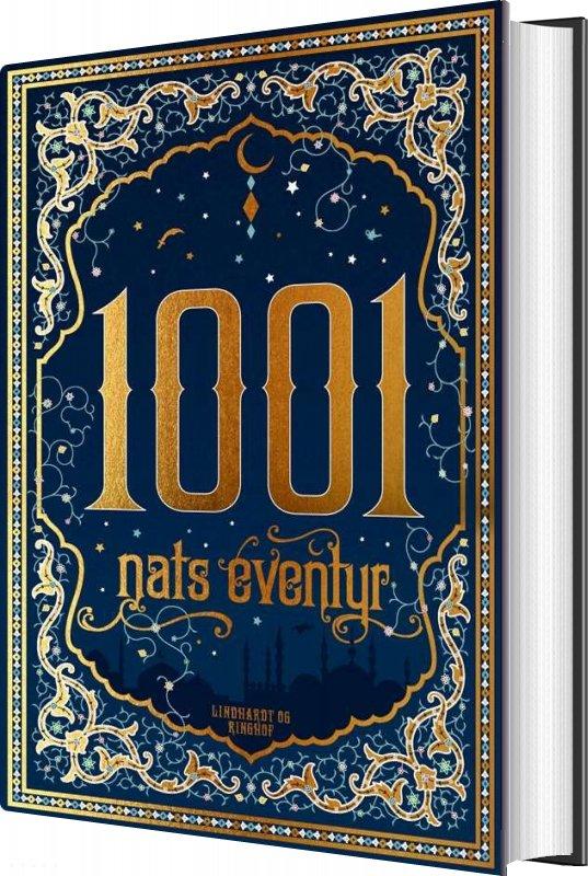 Image of   1001 Nats Eventyr - Diverse - Bog