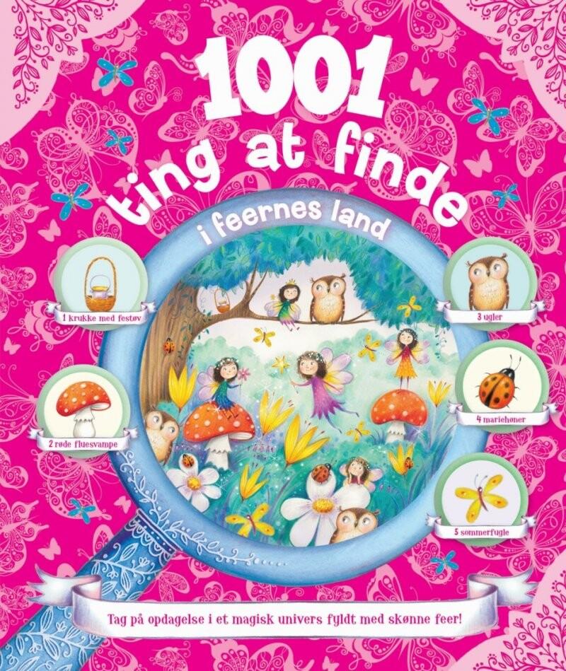 Image of   1001 Ting At Finde I Feernes Land - Diverse - Bog