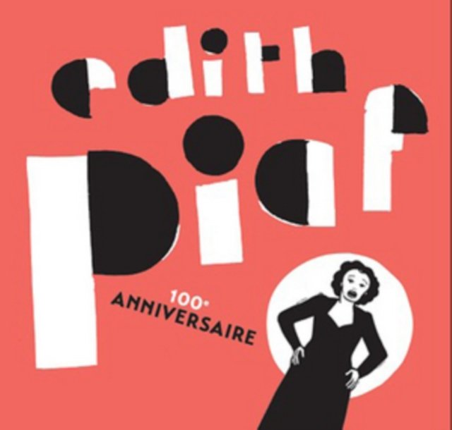 Edith Piaf - 100th Anniversary  - CD