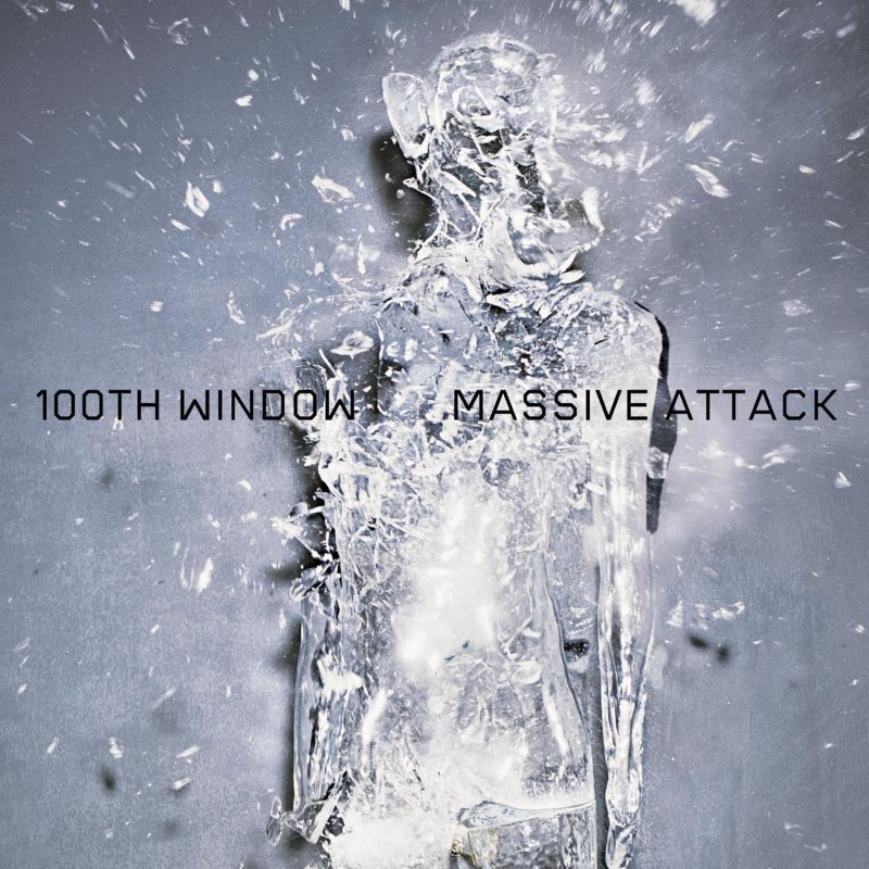 Massive Attack - 100th Window  - Vinyl / LP